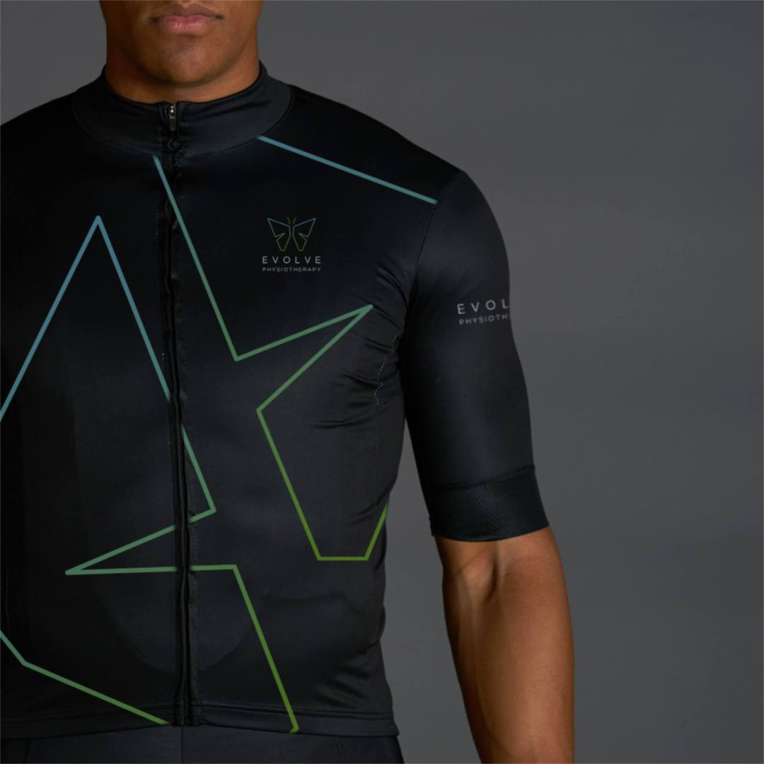 evolve cycle jersey