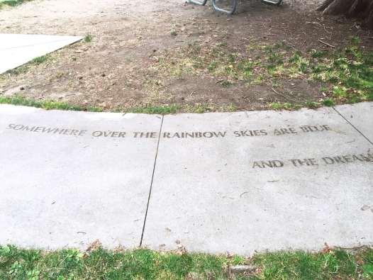 Volunteer Park in Seattle, Washington.
