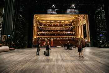 Tour of the Civic Opera House