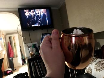 Harry Potter Marathon - butter beer