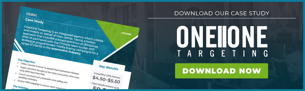Download our One2One Targeting case study