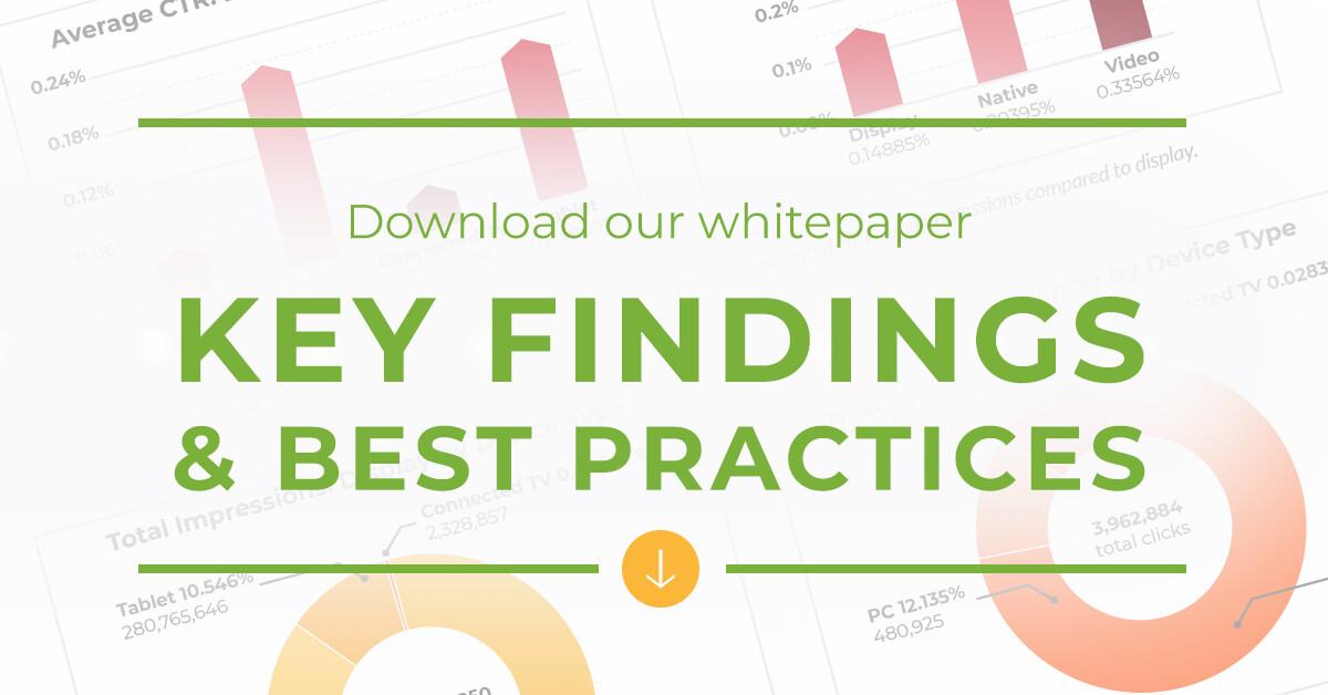 Key Findings & Best Practices Whitepaper