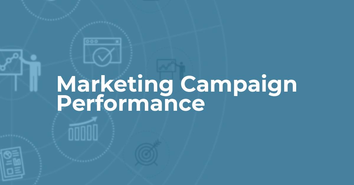 Marketing Campaign Performance Metrics