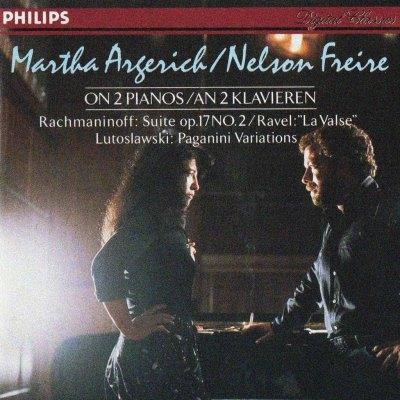 Philips 411 034 Argerich Fraire