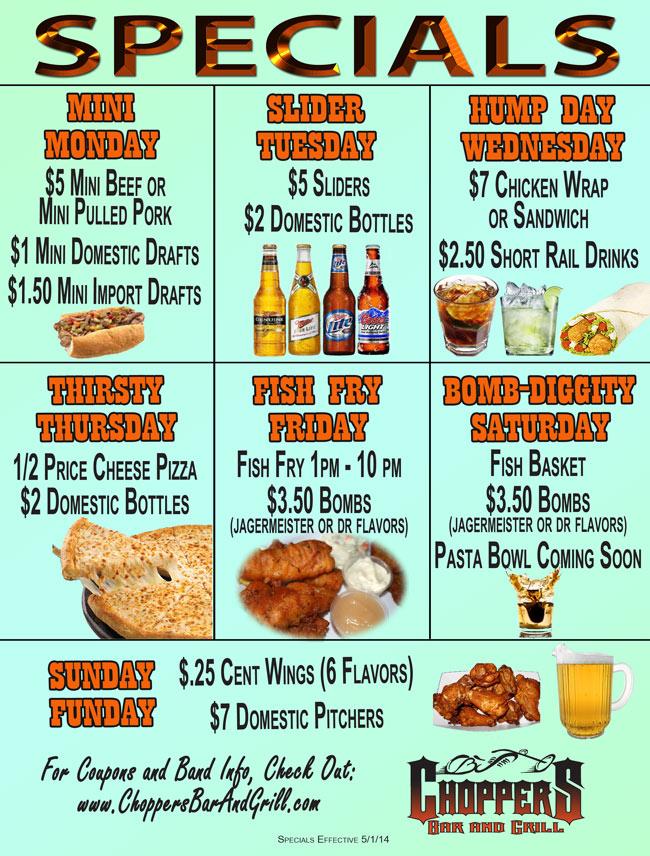 Buffalo Wild Wings Drink Recipes