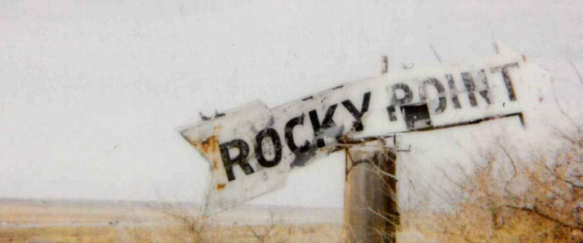 Rocky Point Haunted Restaurant