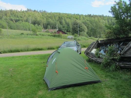 Tjörn campsite