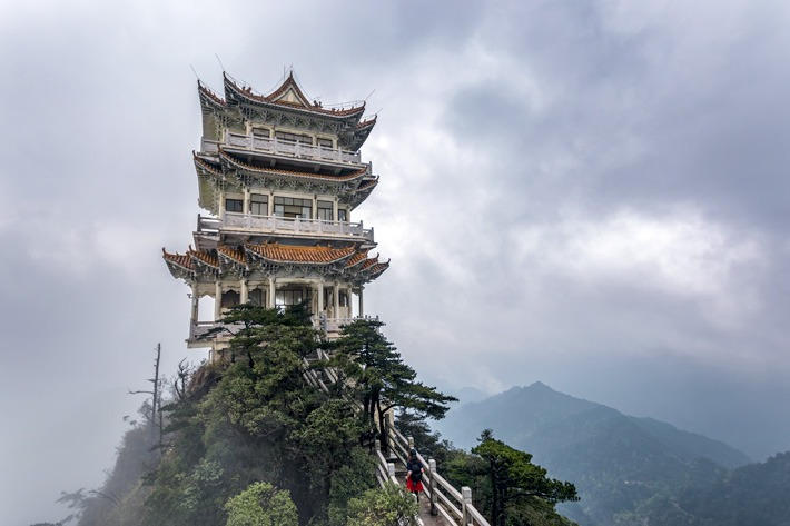 The Tower in the Sky: Nanling National Forest Park
