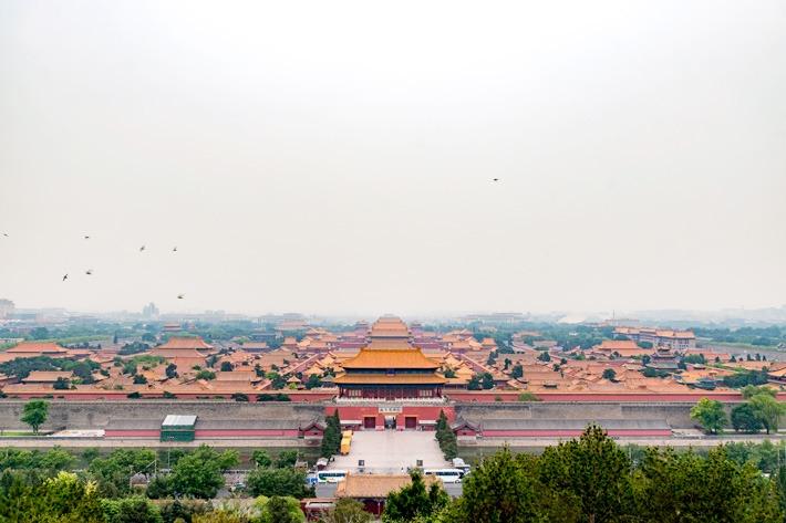 Jingshan View