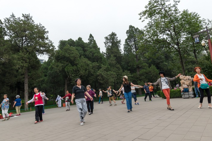 Jingshan Dance