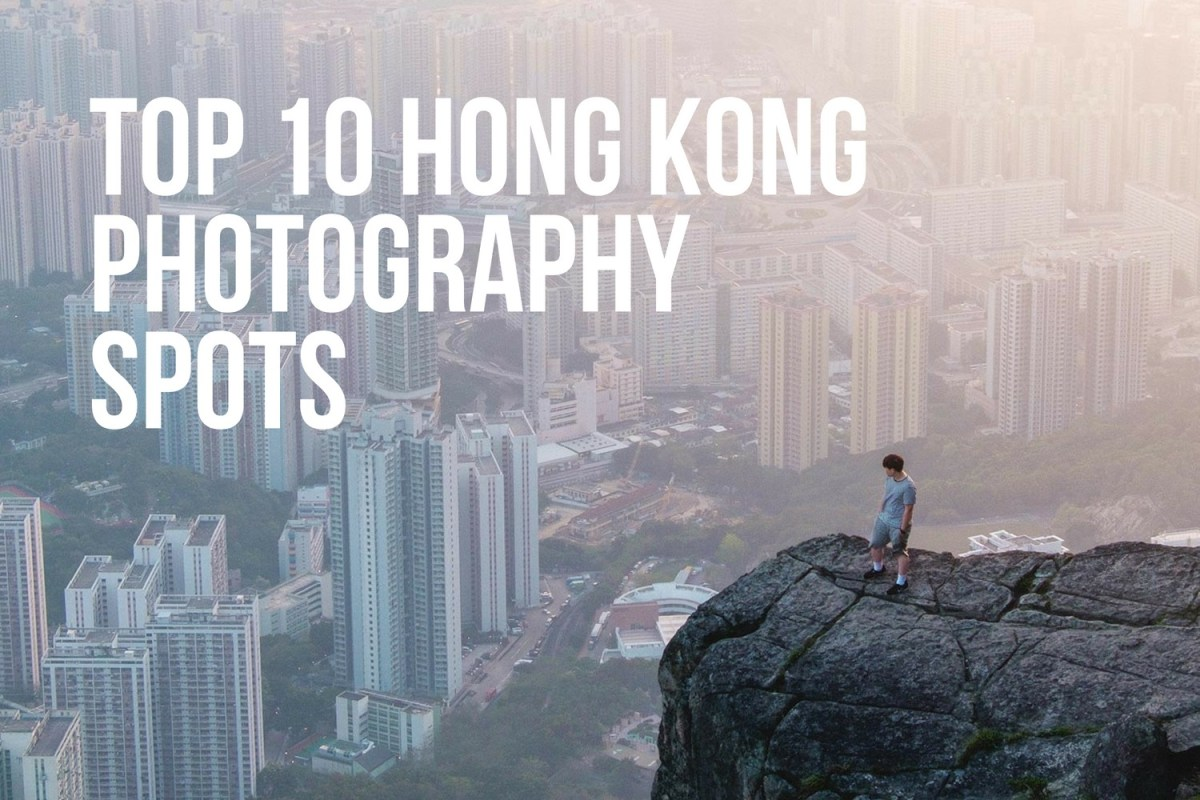 Top 10 Hong Kong photography spots