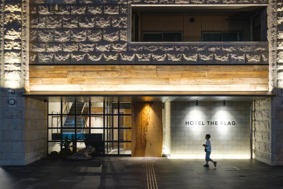 HOTEL THE FLAG: comfort in the heart of Osaka