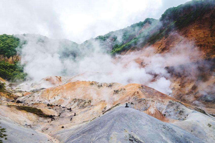 Hokkaido Summer Road Trip - Hell's Valley