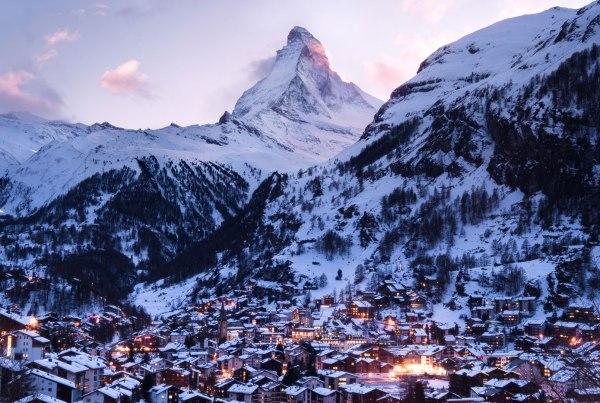 Zermatt-Matterhorn