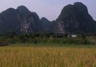 gorgeous Karst mountains