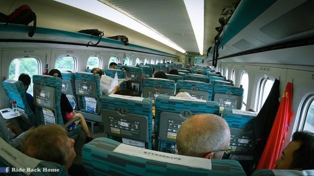 High speed train to Kaosiung