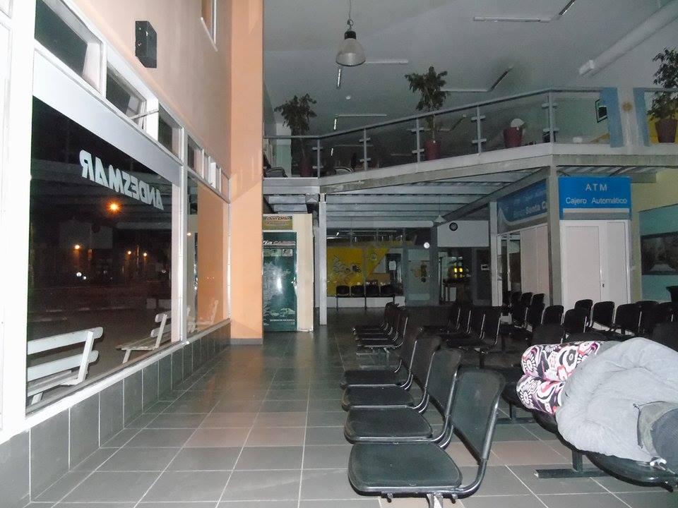 Terminal de bus, Río Gallegos.