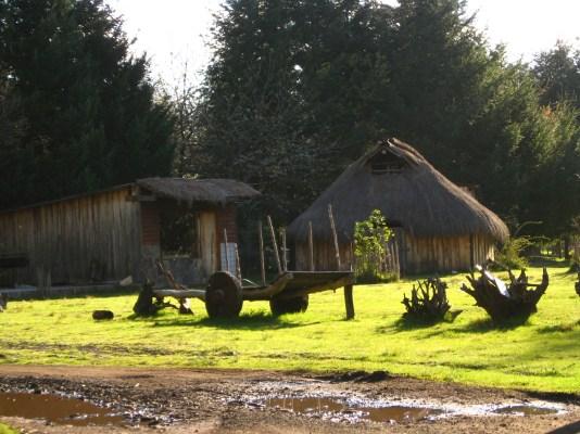 Casa mapuche