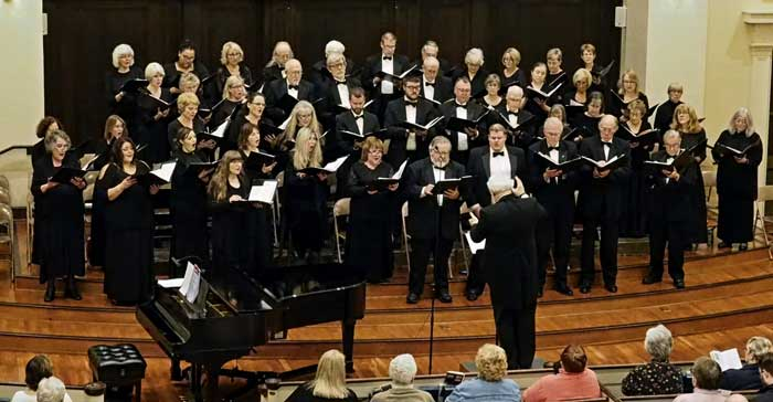Choral Arts Society of SE WI Words of Wonder, Wit, and Wisdom October 2019
