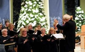 Choral Arts Society Lessons and Carols Concert