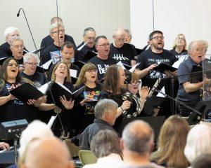 Choral Arts Society-May 2019 Photo by Scott Olsen