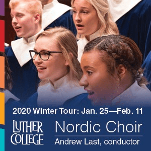 Luther College - Nordic Choir