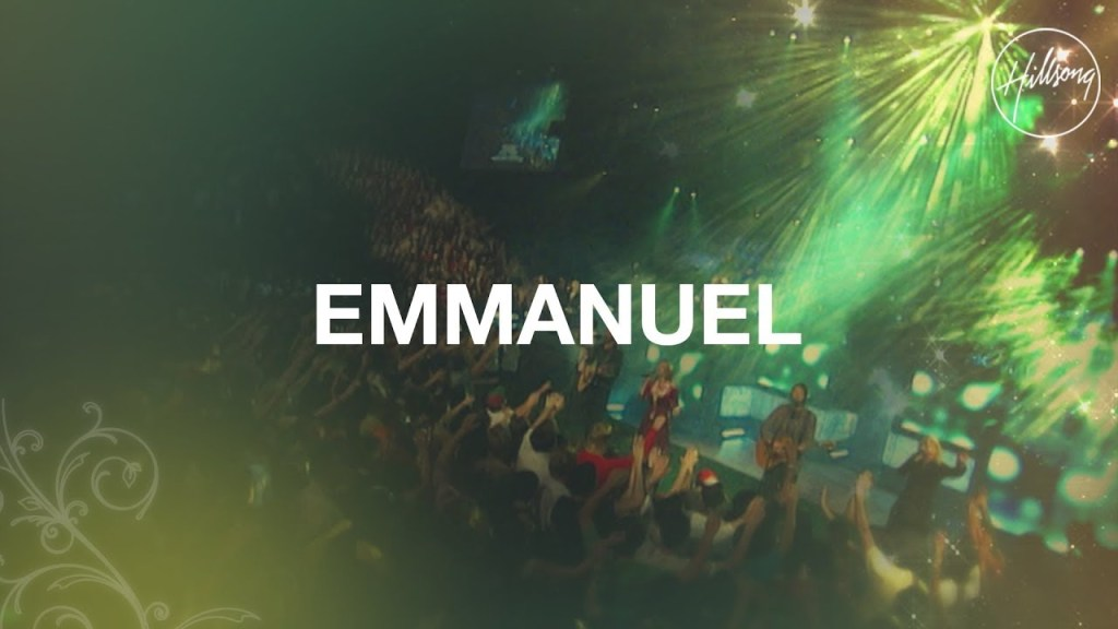 Lyric emmanuel lyrics : Emmanuel : Lyrics, Chords & Video : Hillsong - ChordMusic
