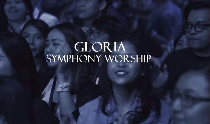 Gloria Chord & Lyrics - Symphony Worship