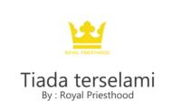 Tiada Terselami Chords - Royal Priesthood