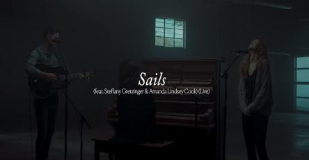 Sails Chords & Lyrics by Pat Barrett