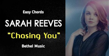 easy-chord-Chasing-You-Sarah-Reeves
