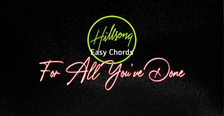 Hillsong-for all you have done