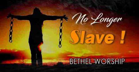 No Longer Slaves Chord & lyrics