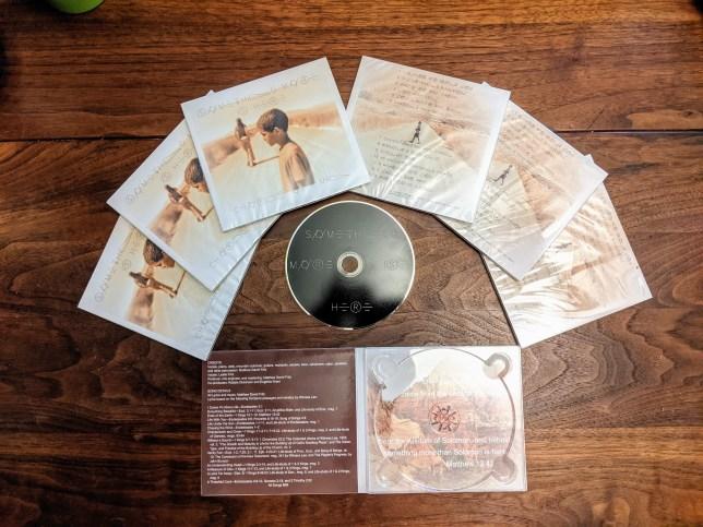 SMIH CD's