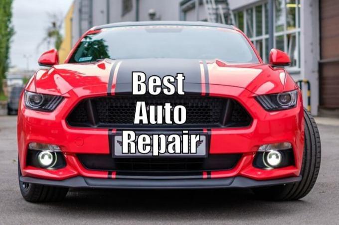 Best Auto Repair Near Me