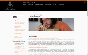 Entrevista FGF