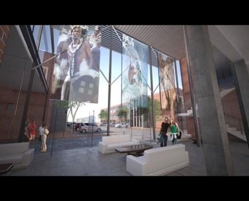 Tourism Kwa-Zulu Natal Offices. Choromanski Architects