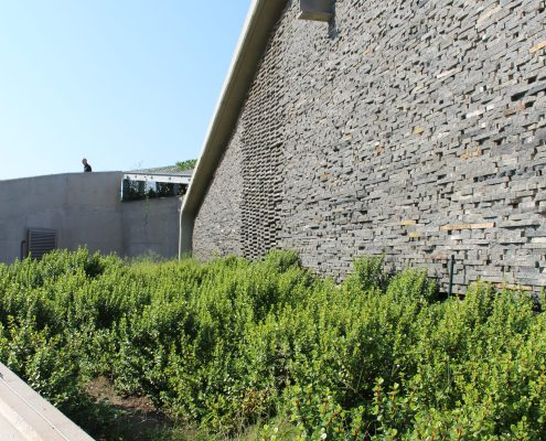 Point Sewer Pump Station, Choromanski Architects