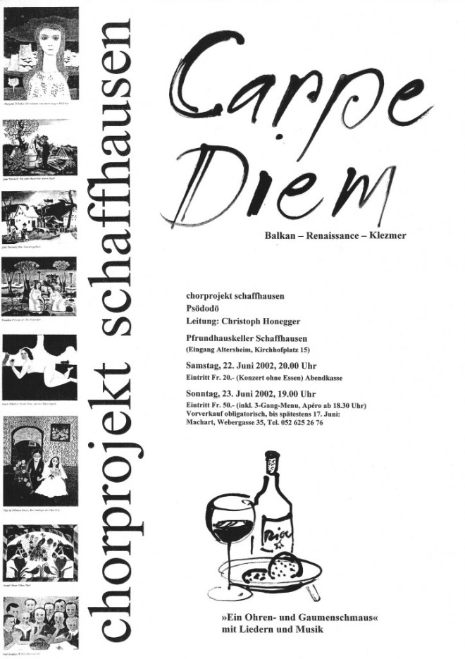 20020622 Carpe Diem Flyer