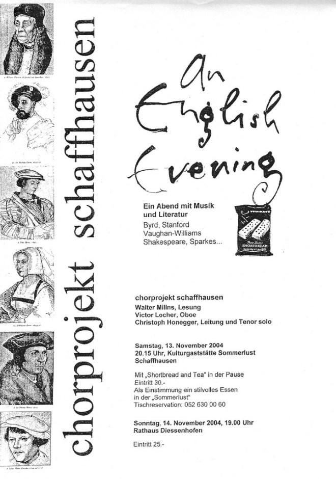 200411123 English Evening Flyer