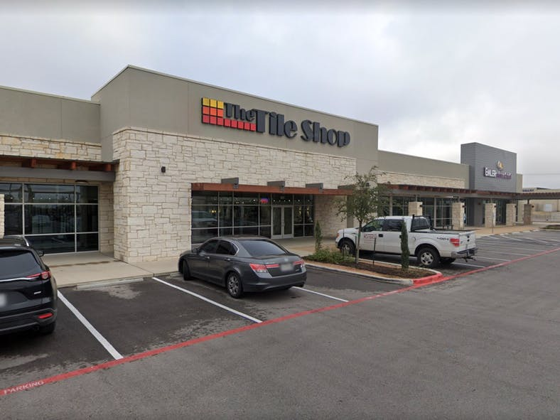 after 18 months away tile shop aims