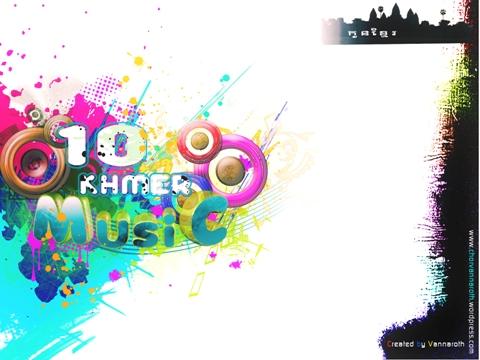 10 khmer music