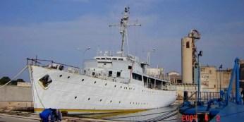 Titovo loď Vis v Pule