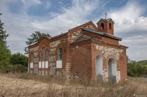 църквата в с. Одринци