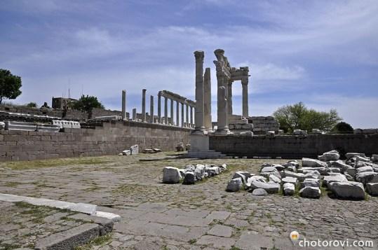 Акропола в Пергам