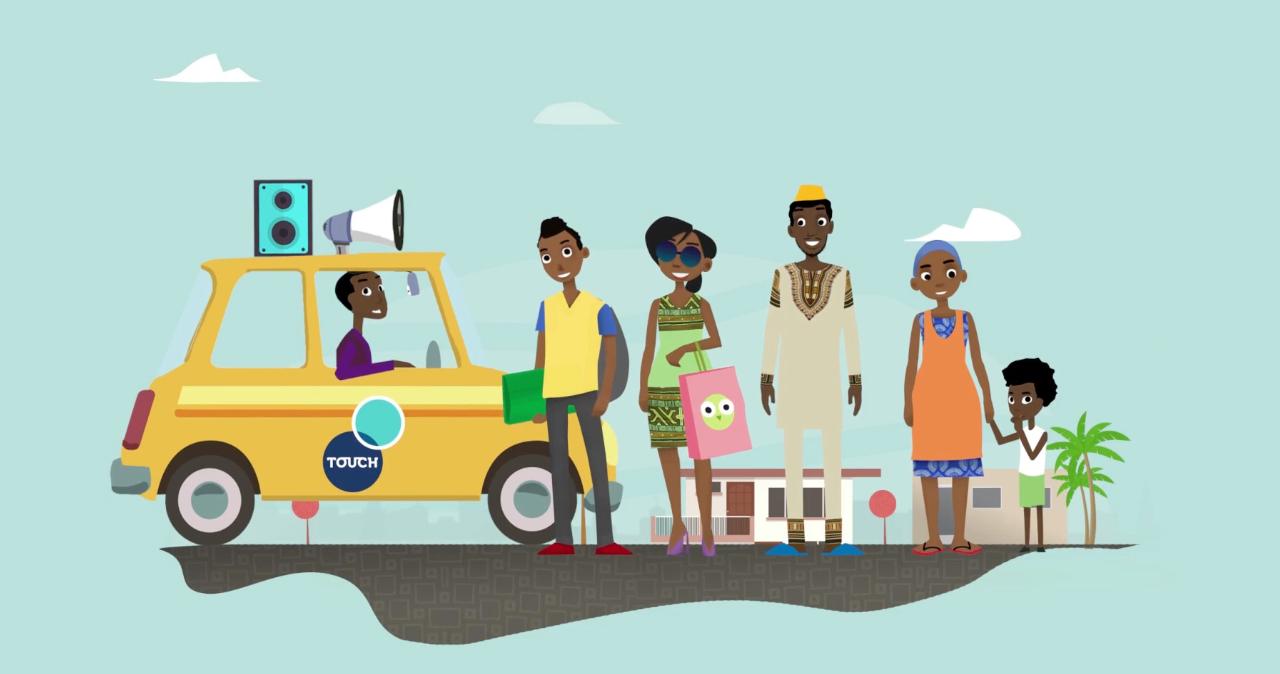 Touch,Animation,Chouette Prod, mode paiement, Dakar, Sénégal, Afrique