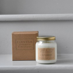 large soy candle - Lavender