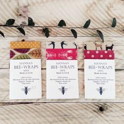 Beeswax food - mini - 2 pack