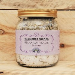 Bath Salts - Relax - Lavender
