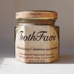 Toothpaste with Cinnamon and Spearmint from ToothFaerie 55ml